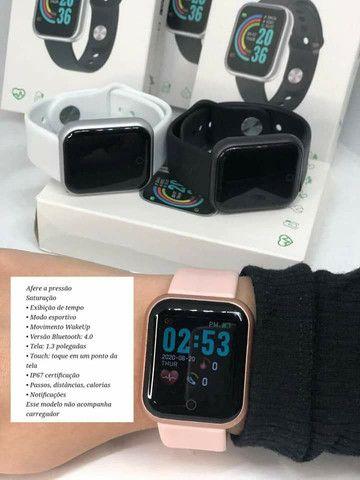 Smartwatch D20<br><br>FRETE GRATIS