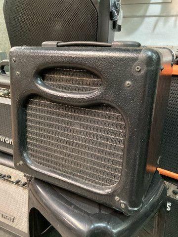 Amplificador cubo para guitarra usado - Foto 2