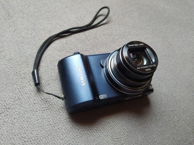 Câmera Smart Samsung em ótimo estado - Foto 2