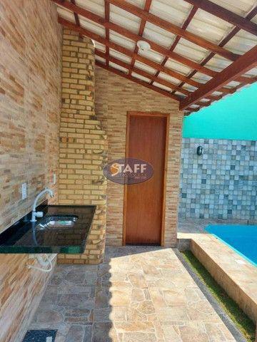 K- Casas lindas com 2 quartos, sendo 1 suíte, no Gravatá em Unamar - Foto 18