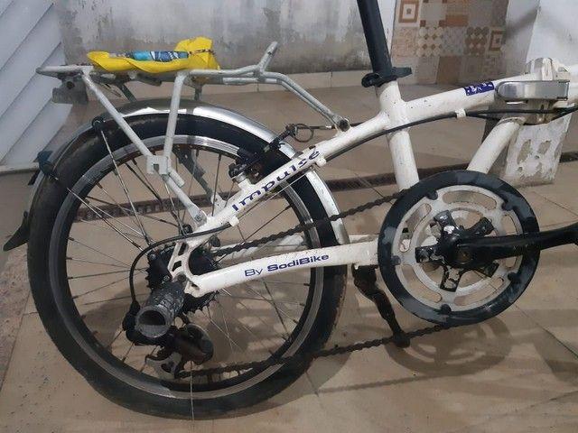 Bicicleta blitz seminova