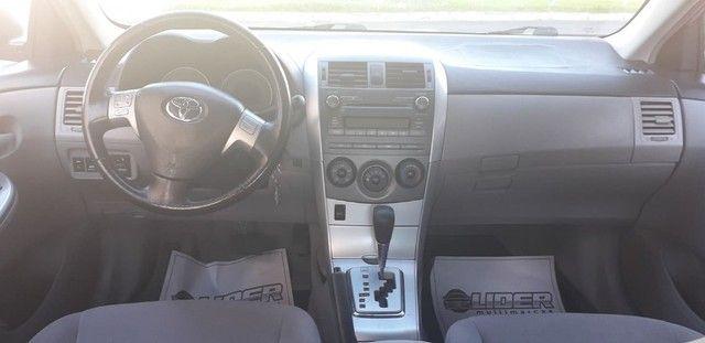 Toyota Corolla Gli 2014 Automático - Foto 9