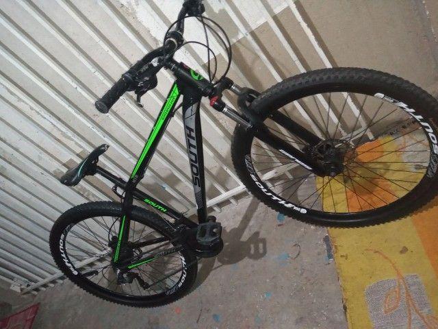 Bicicleta Aro 29 ótimas condições  - Foto 2