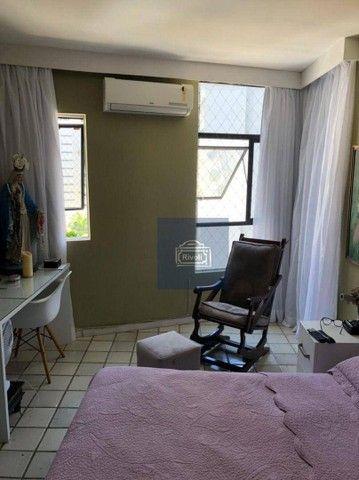 Apartamento com 2 dormitórios para alugar, 152 m² por R$ 660.000,00/mês - Boa Viagem - Rec - Foto 12