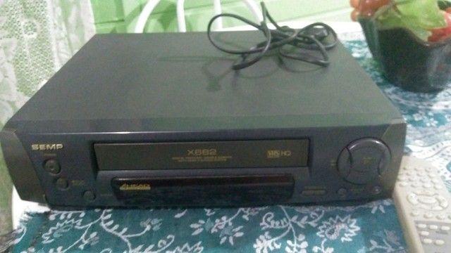 Video cassete SEMP TOSHIBA
