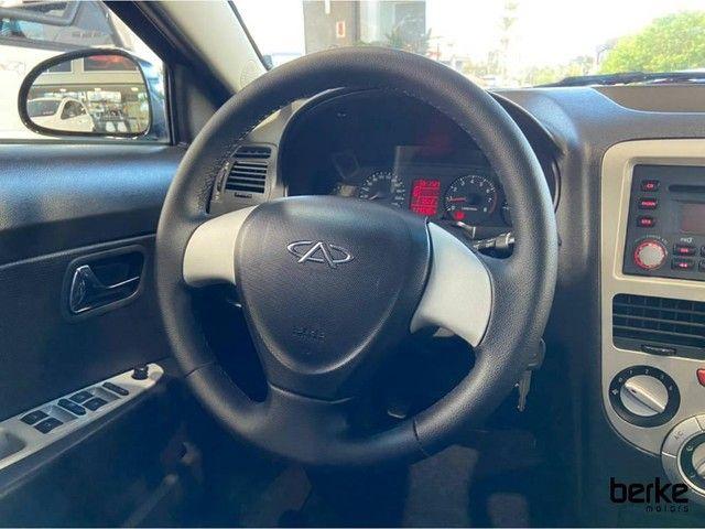 Chery CELER Hatch 1.5 16V Flex 5p - Foto 8