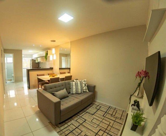 Apartamento para venda tem 51 metros quadrados com 2 quartos em Jangurussu - Fortaleza - C - Foto 4