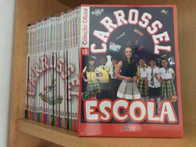 Livro Carrossel coleção  - Foto 2