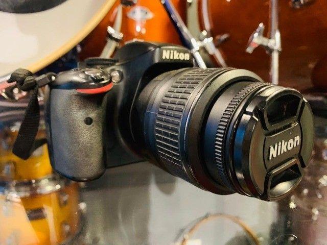 Câmera Profissional Nikon D5100 - Foto 4