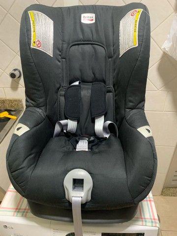 Cadeira Britax First Class 0 até 18kg