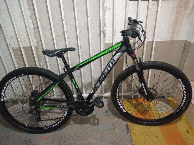 Bicicleta Aro 29 ótimas condições  - Foto 3