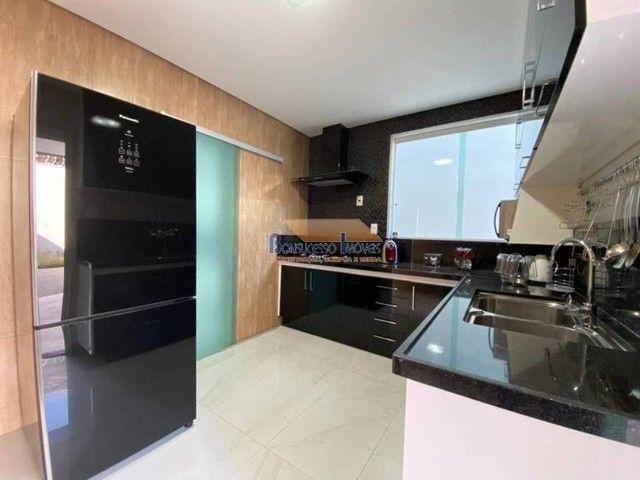 Casa à venda com 3 dormitórios em Itapoã, Belo horizonte cod:46978 - Foto 6