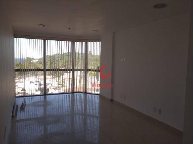 Sala para alugar, 35 m² por R$ 2.500,00/mês - Centro - Macaé/RJ - Foto 2