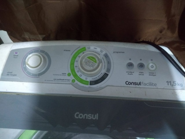 Lavadora Consul 11,5 kg - Foto 2