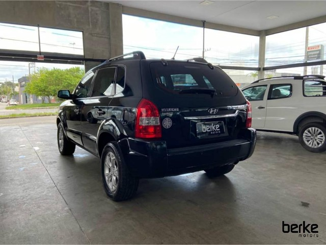 Hyundai Tucson 2.0 16V Aut GLS. - Foto 16