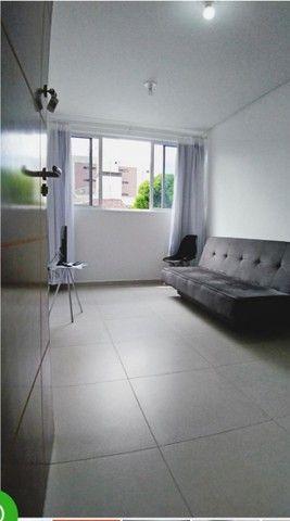Apartamento 02 quartos, porteira fechada , 100 metros do Mar do Bessa. - Foto 3