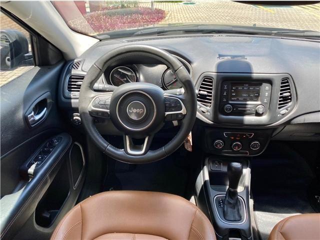 Jeep Compass 2.0 16v flex sport automático - Foto 9