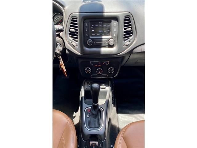 Jeep Compass 2.0 16v flex sport automático - Foto 10