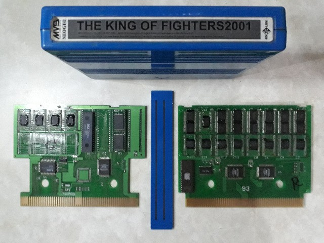 Cartuchos MVS Neo-Geo (Paralelo) - Foto 3
