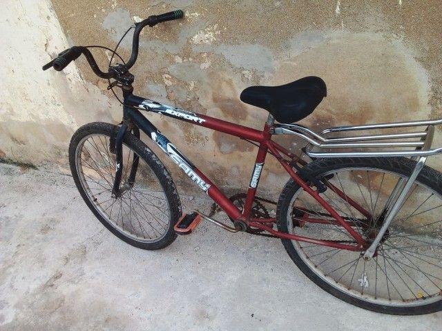 Bicicleta  boa so  199 avista - Foto 3