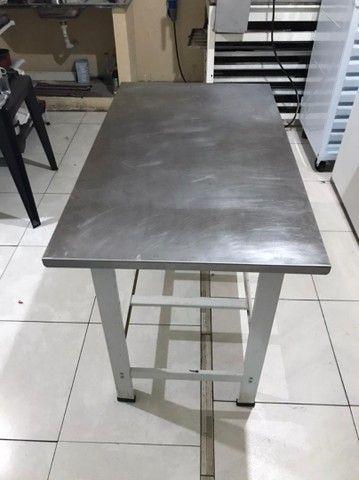 Mesa de alumínio industrial - Foto 2