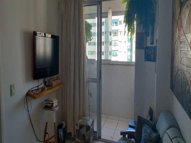 Apartamento com 1 Quarto, Andar Alto, Condomínio Completo em Águas Claras. - Foto 5
