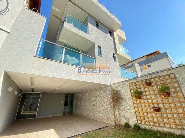 Casa à venda com 3 dormitórios em Itapoã, Belo horizonte cod:46978