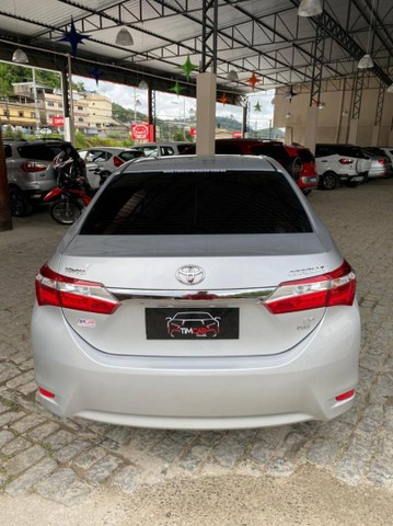 Toyota- Corolla 2.0 XEI 2015 + IPVA 2021 pago. - Foto 6