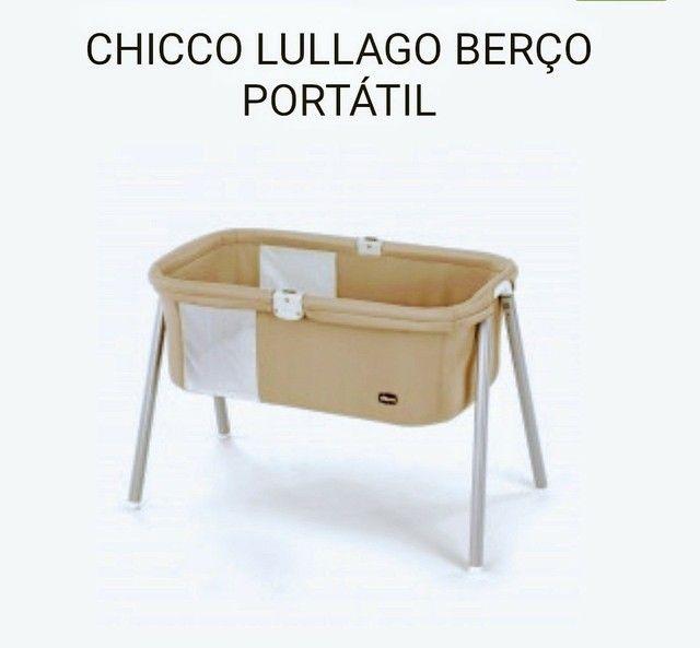Berço portátil a venda  - Foto 2