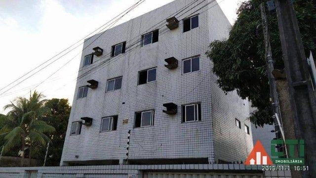 Apartamento com 1 dormitório para alugar, 60 m² por R$ 850,00/mês - Cordeiro - Recife/PE - Foto 11
