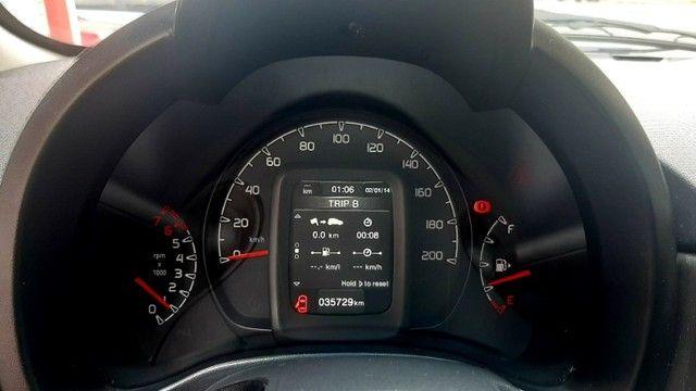 Fiat uno way motor 1.4 8v evo flex 4p prata ano 2015 raridade 36.000km ipva2021pgvist.  - Foto 13