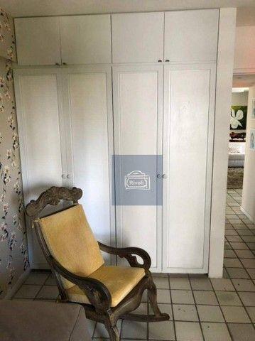 Apartamento com 2 dormitórios para alugar, 152 m² por R$ 660.000,00/mês - Boa Viagem - Rec - Foto 14