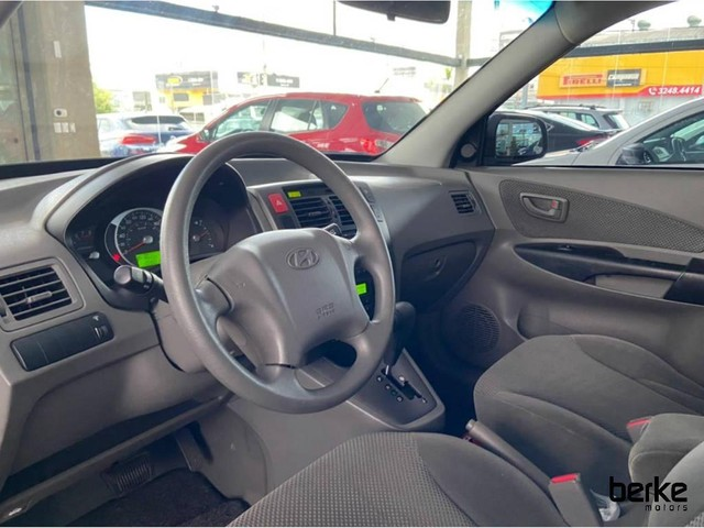 Hyundai Tucson 2.0 16V Aut GLS. - Foto 7