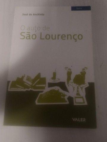 livro O Auto de São Lourenço