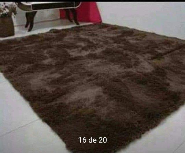 promoção de tapetes felpudos  - Foto 3