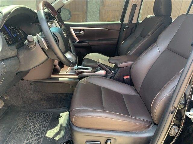 Toyota Hilux sw4 2020 2.7 srv 7 lugares 4x2 16v flex 4p automático - Foto 13