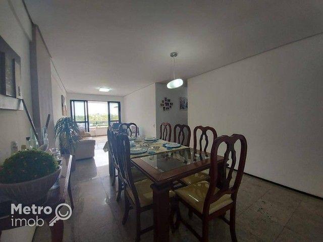 Apartamento com 3 quartos à venda, 121 m² por R$ 660.000 - Ponta do Farol - São Luís/MA - Foto 4