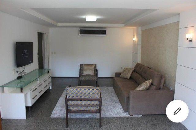 Lindo Apartamento, vista mar, com 158m² a 150m da Abolição, com 3 suítes. - Foto 5