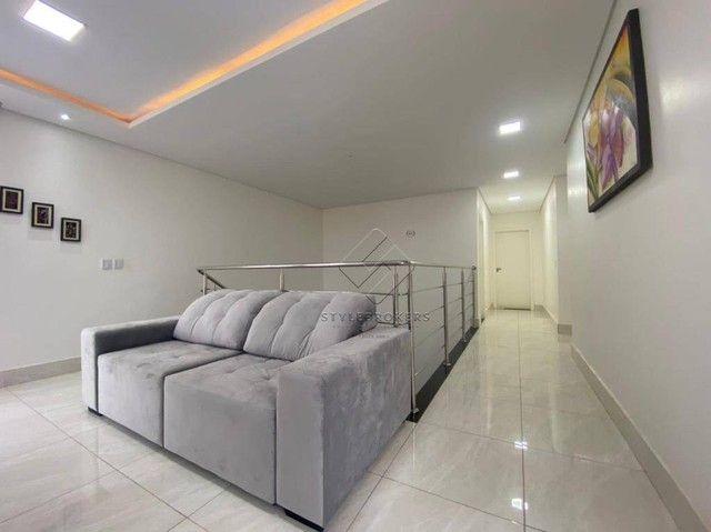 Sobrado com 5 dormitórios à venda, 298 m² por R$ 735.000,00 - Parque do Lago - Várzea Gran - Foto 17