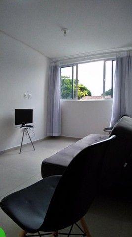 Apartamento 02 quartos, porteira fechada , 100 metros do Mar do Bessa. - Foto 2