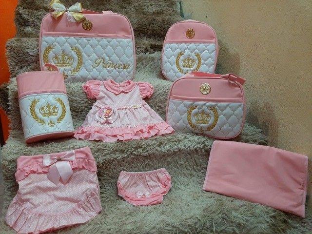 Kit Maternidade Completo  - Foto 2