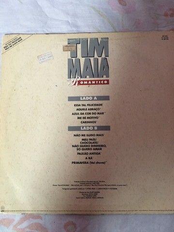 Disco Vinil - Tim Maia (peça rara)  - Foto 2