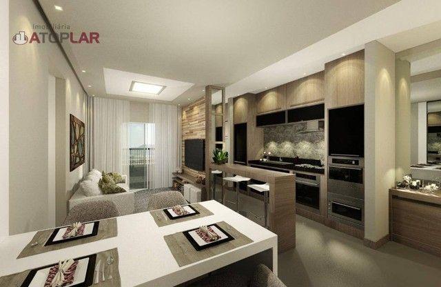 Apartamento à venda, 64 m² por R$ 552.706,00 - Praia dos Amores - Balneário Camboriú/SC