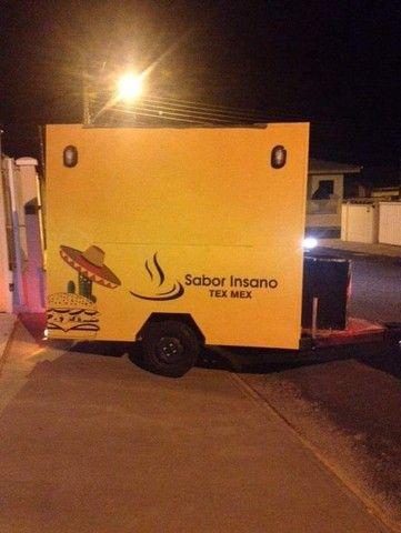 Trailer & food truck  direto da fábrica