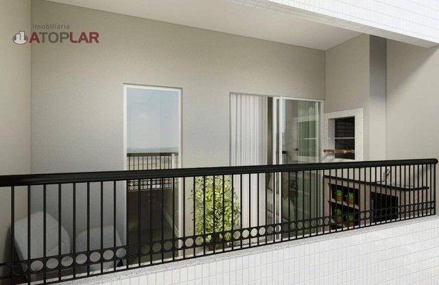Apartamento à venda, 64 m² por R$ 552.706,00 - Praia dos Amores - Balneário Camboriú/SC - Foto 4