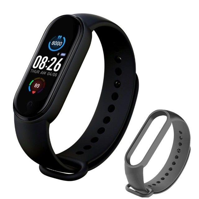 *pulseira Smartband Relógio Inteligente M5 Monitor Saúde** - Foto 2