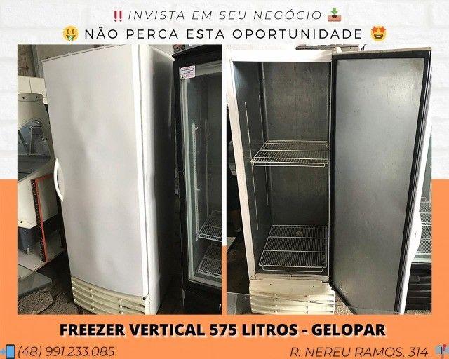 Freezer vertical 575 litros - Gelopar | Matheus