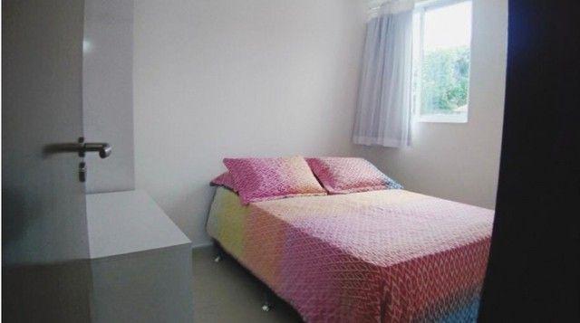 Apartamento 02 quartos, porteira fechada , 100 metros do Mar do Bessa.