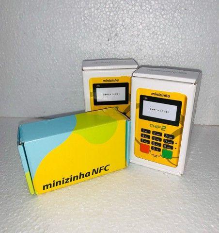 Maquininha de Cartão Minizinha  - Foto 2