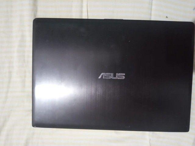Notebook Asus S400C - Aceito cartão